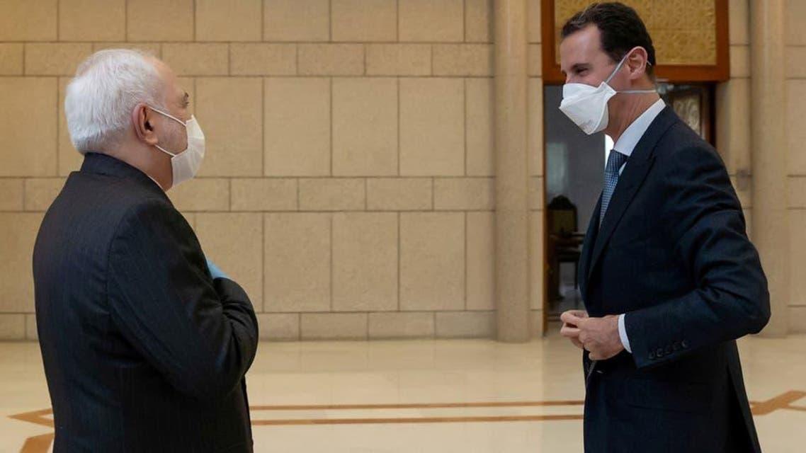 Iran and Syria