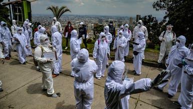 """غضب أطباء في مصر.. """"وزارة الصحة تتجاهل حمايتنا"""""""