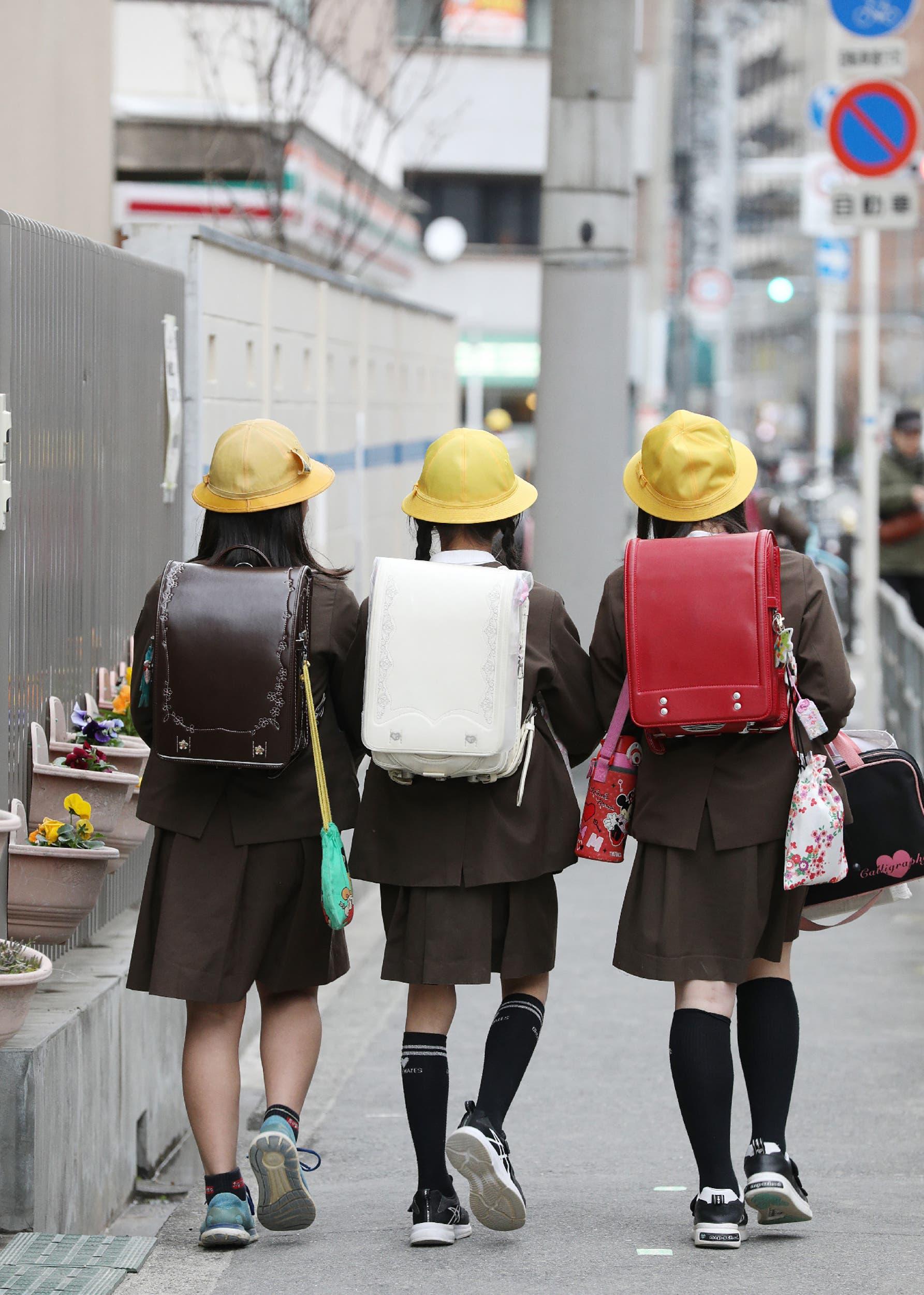 أطفال اليابان