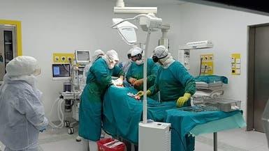 إصابة 35 من الطاقم الطبي لمستشفى مصري بكورونا