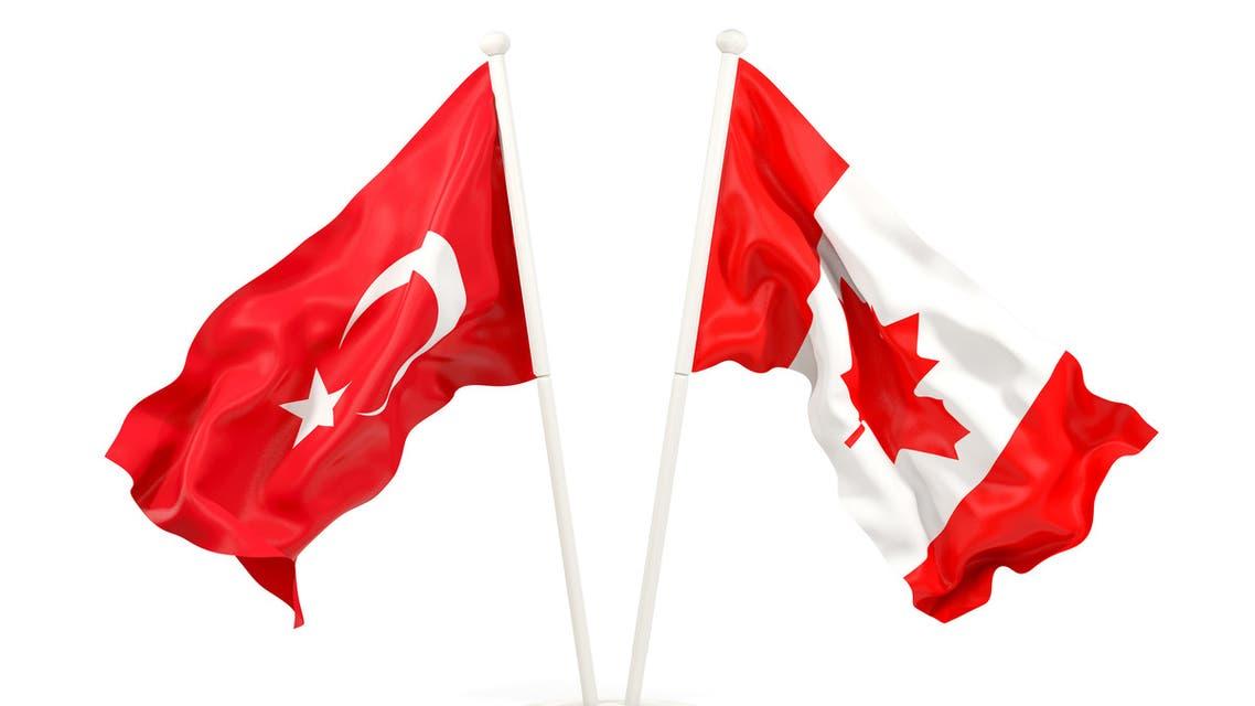العلمان التركي والكندي