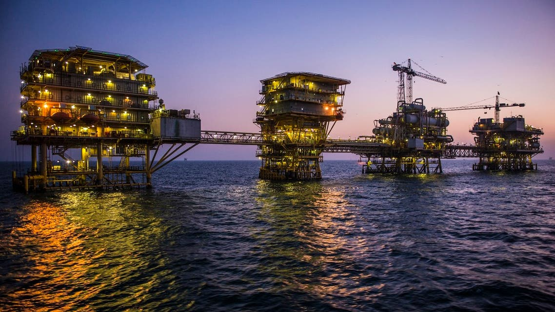 A Saudi Aramco oil rig. (File photo: Saudi Aramco/Supplied)
