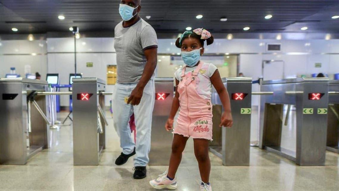 Panama: Metro and coronavirus