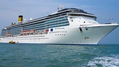 كورونا يستهدف سفينة سياحية إيطالية في اليابان