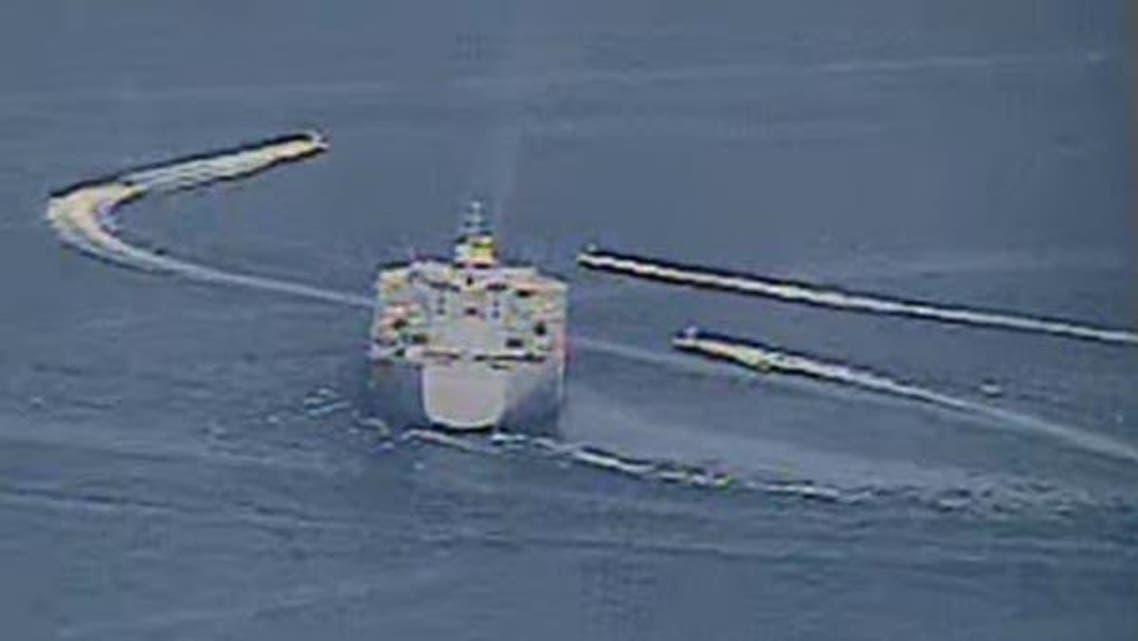 Iranian Islamic Revolutionary Guard Corps Navy vessels