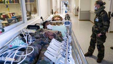 1500 إصابة مؤكدة بكورونا في الجيش الفرنسي