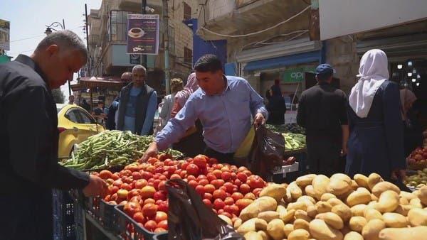 الأردن.. انكماش أسعار المستهلكين 0.22% في مايو
