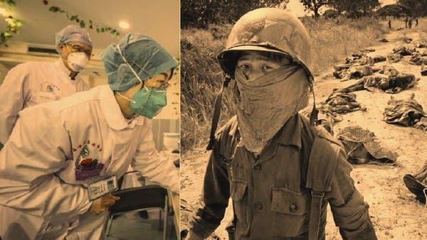 كورونا قتل أميركيين بأسابيع أكثر من 20 سنة بحرب فيتنام