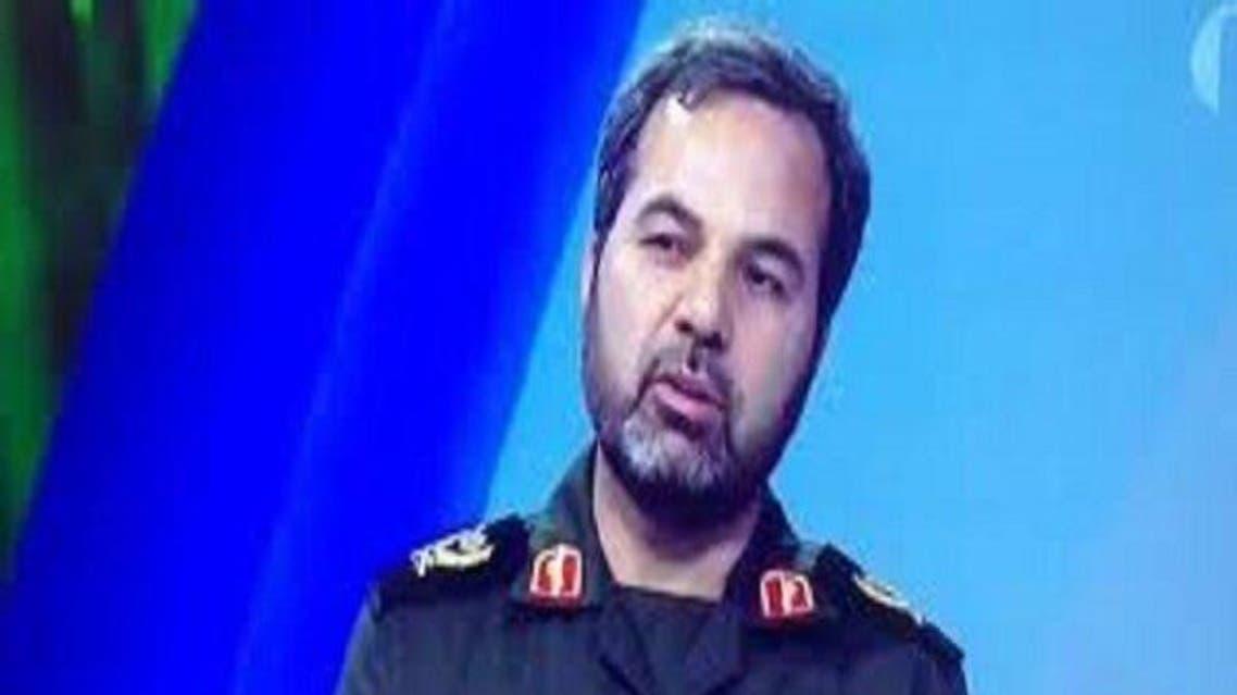 IRGC commander Ali Jafarabadi