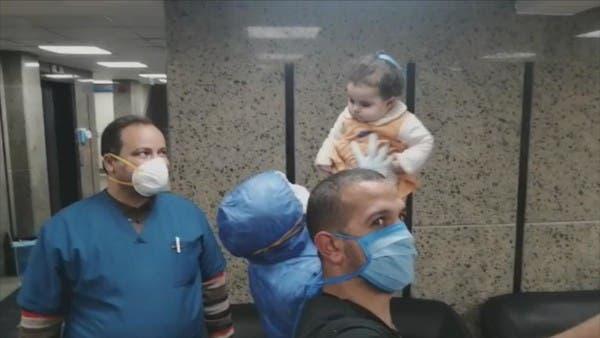 هذا ما يحدث فيمستشفى عزل مصري لمصابي كورونا