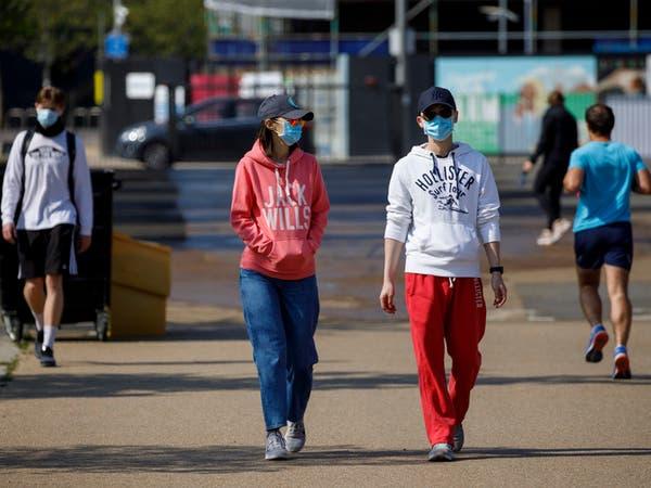 """رغم انتشار """"كورونا"""".. نصف البريطانيين انتهكوا الإغلاق"""