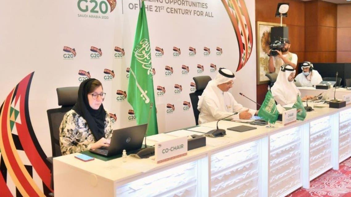 الجانب السعودي باجتماع وزراء السياحة في مجموعة العشرين