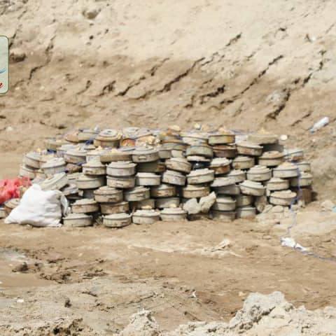مقتل وجرح عناصر حوثية أثناء زراعتهم عبوة ناسفة بالحديدة