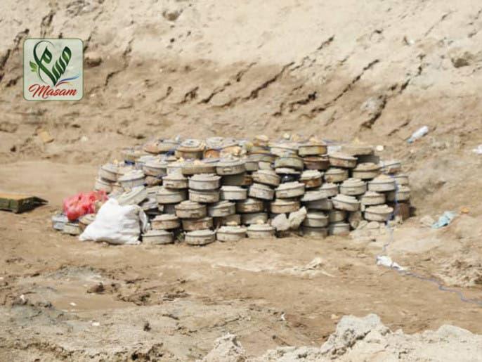 ألغام الحوثي تنسف حياة المدنيين في الحديدة