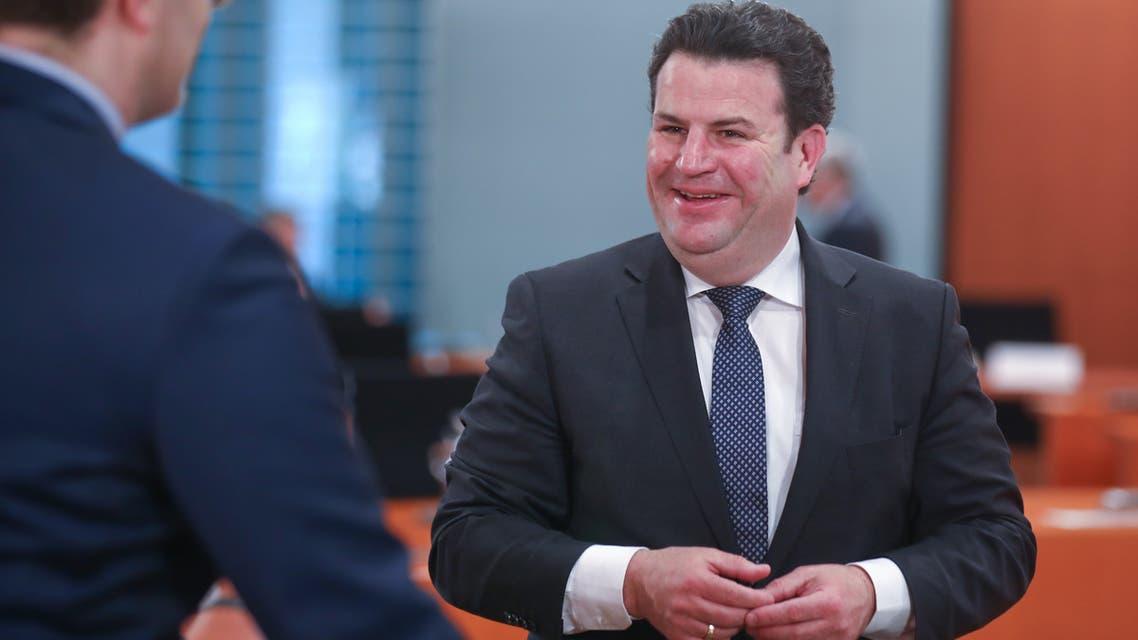 وزير العمل الألماني