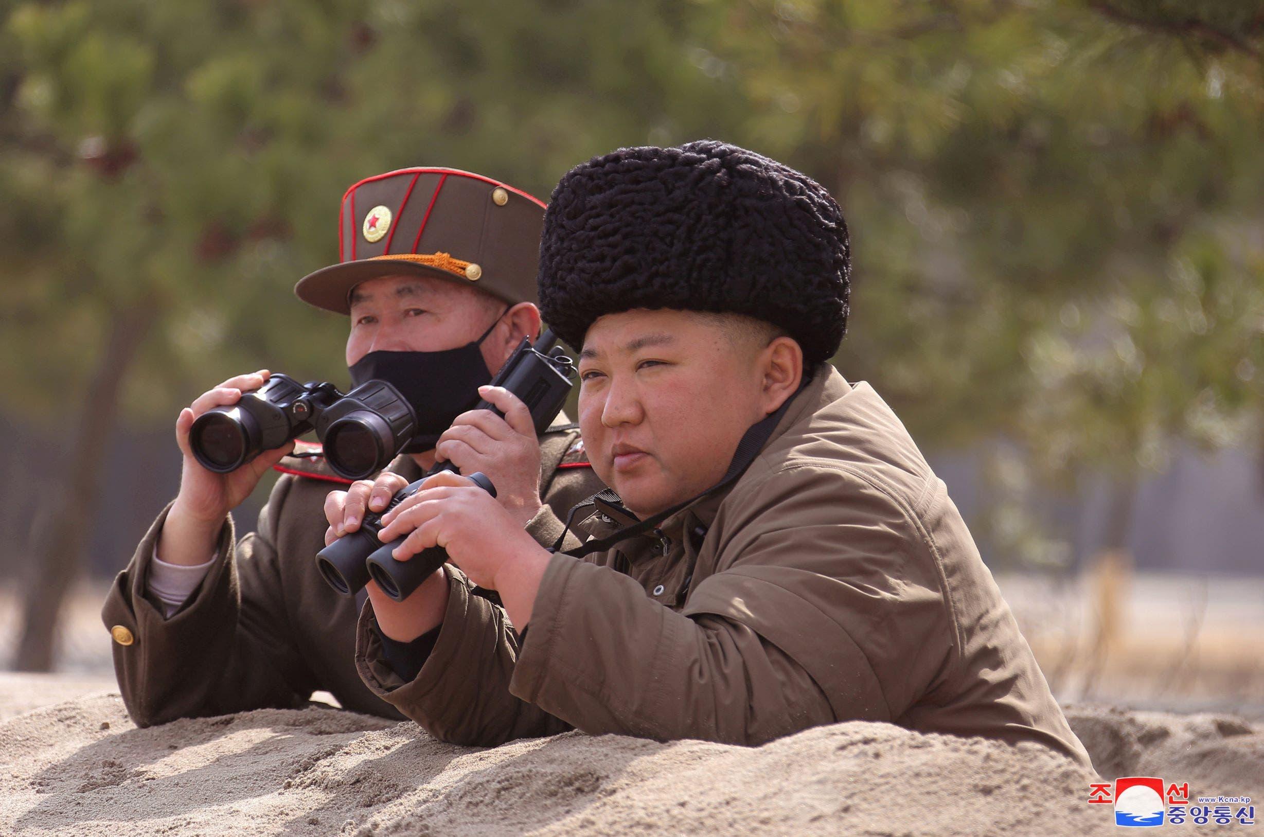 كيم جونغ أون (رويترز)