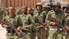 لیبی فوج کا طرابلس میں داخل ہونے والے اسلحہ کی عالمی مانیٹرنگ کا مطالبہ