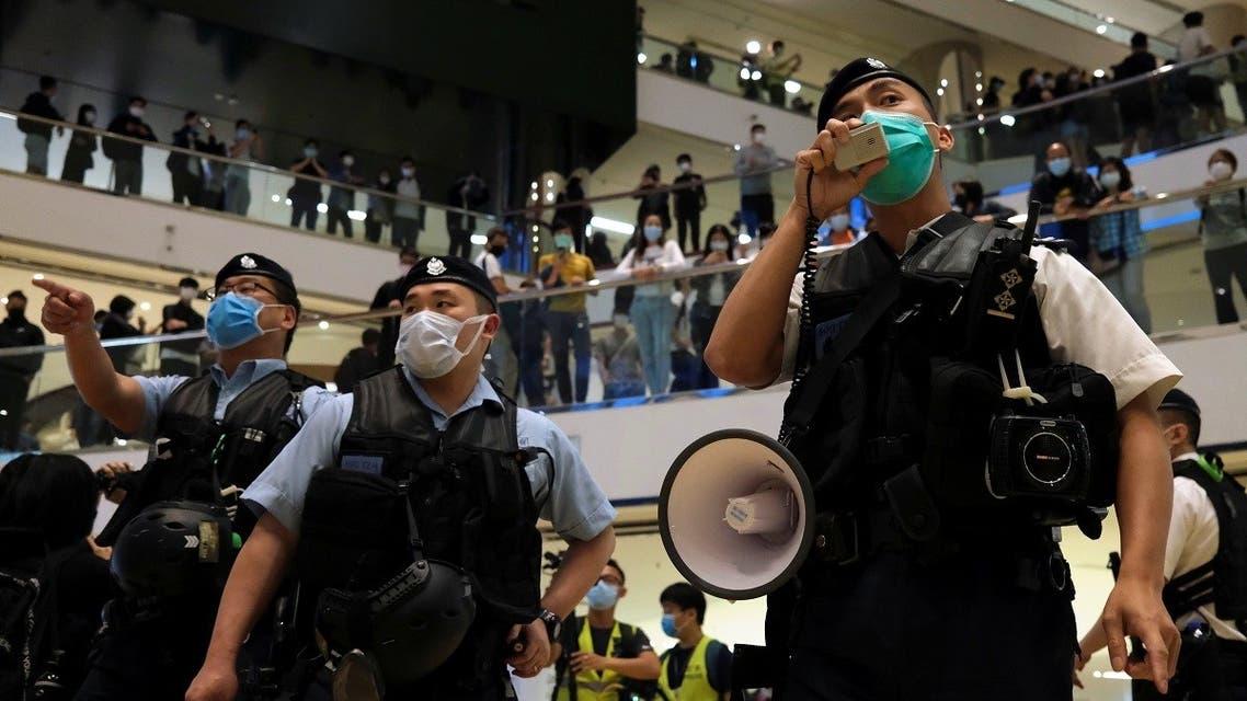 Hong Kong-PROTEST. ReutersS