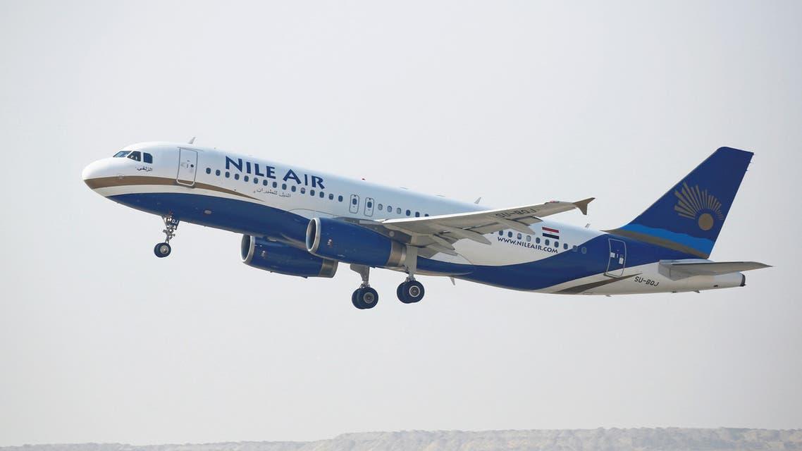 شركة النيل للطيران المصرية