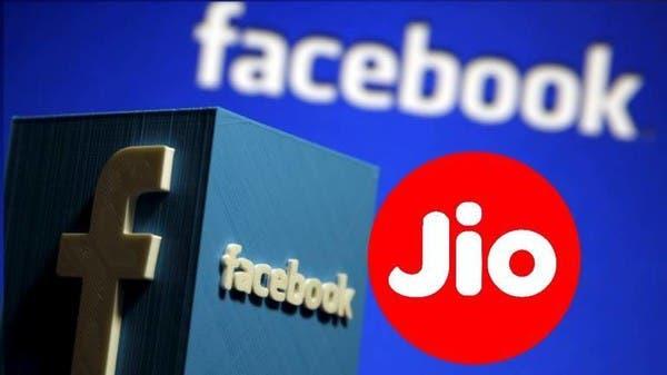 """""""فيسبوك"""" يحصل على ضوء أخضر للاستحواذ على حصة 10% في """"جيو"""""""