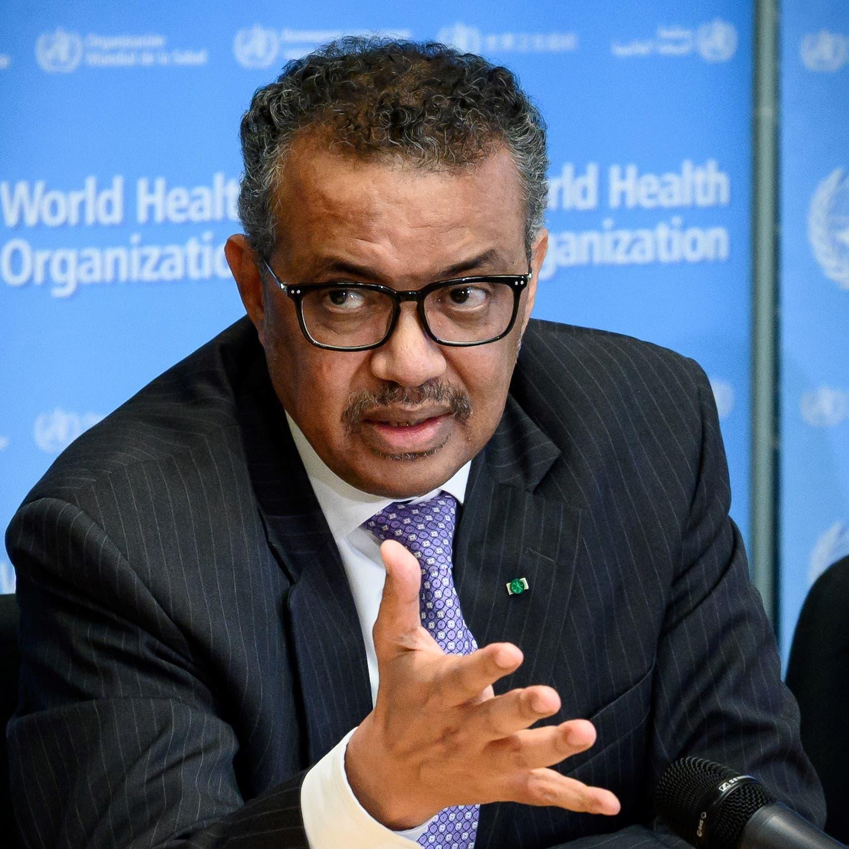 منظمة الصحة العالمية تأمل بمواصلة التعاون مع الولايات المتحدة