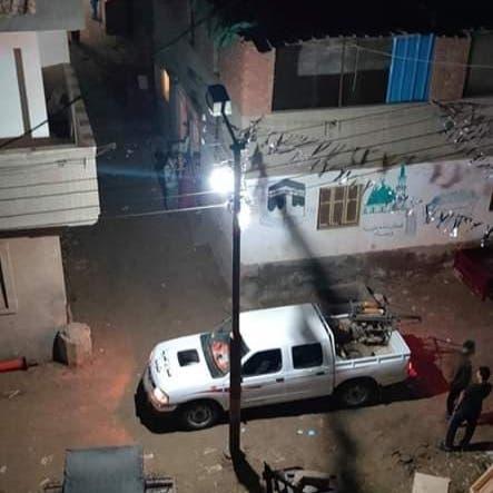 بعد اكتشاف 14 إصابة بكورونا.. عزل جزئي لقرية مصرية جديدة