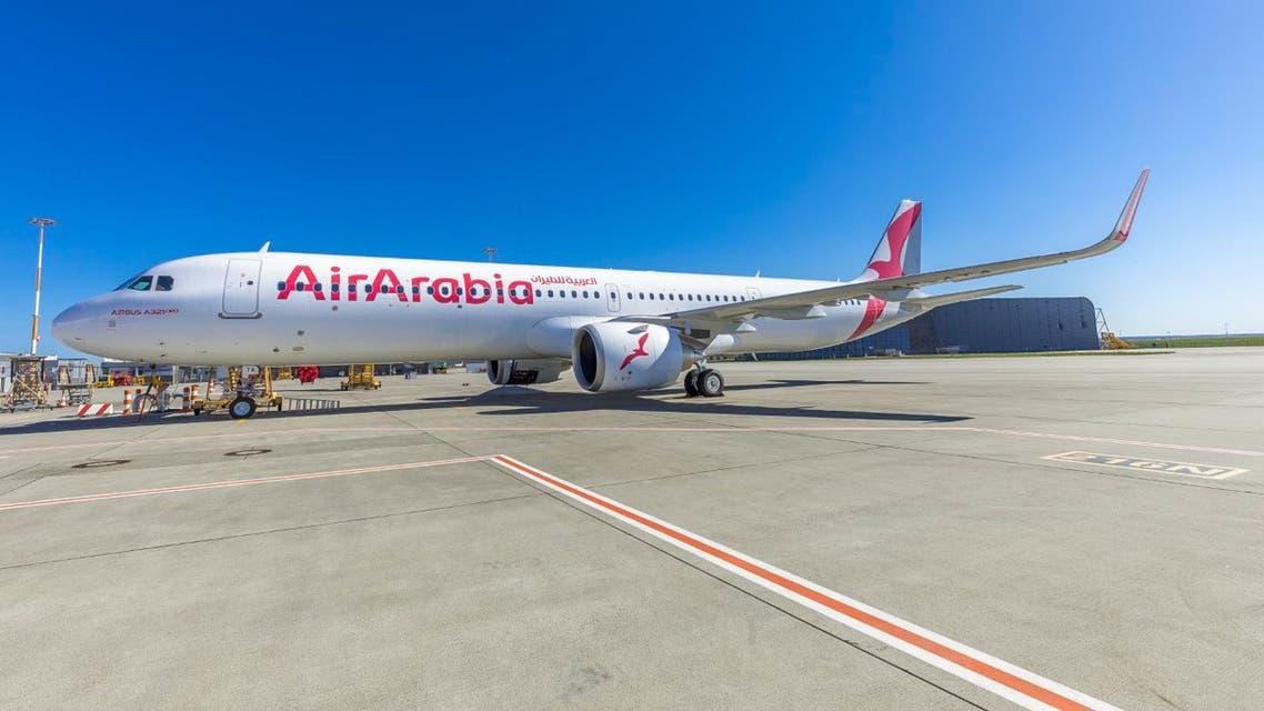 Sharjah-based Air Arabia aircraft. (AirArabia.com)