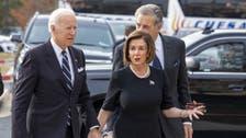 مئة يوم بالرئاسة.. بيلوسي تدعو بايدن لإلقاء كلمة أمام الكونغرس