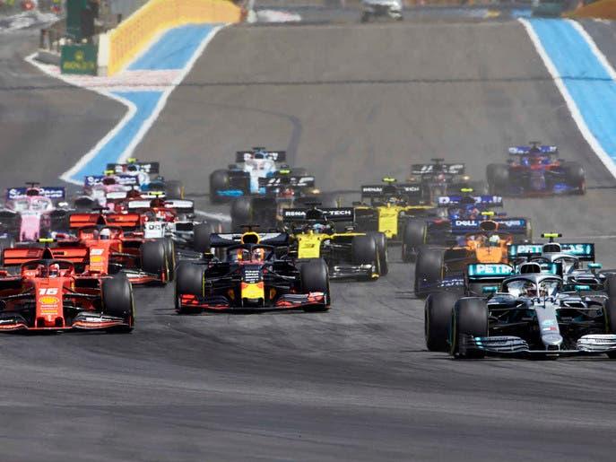 """""""كورونا"""" يلغي سباق جائزة فرنسا الكبرى"""