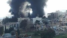 16 کشته در حملات توپخانهای به بیمارستانی در «عفرین» سوریه