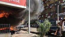 Banks burn as Lebanon's Tripoli rises up in hunger