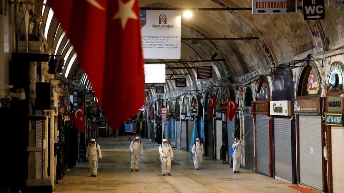Turkey: İstanbul Coronavirus