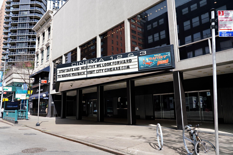 سينما في نيويورك