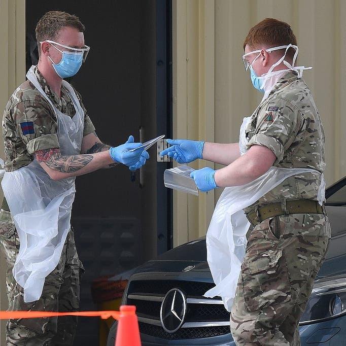 بريطانيا: نمر بلحظة خطيرة جدا في مواجهة كورونا