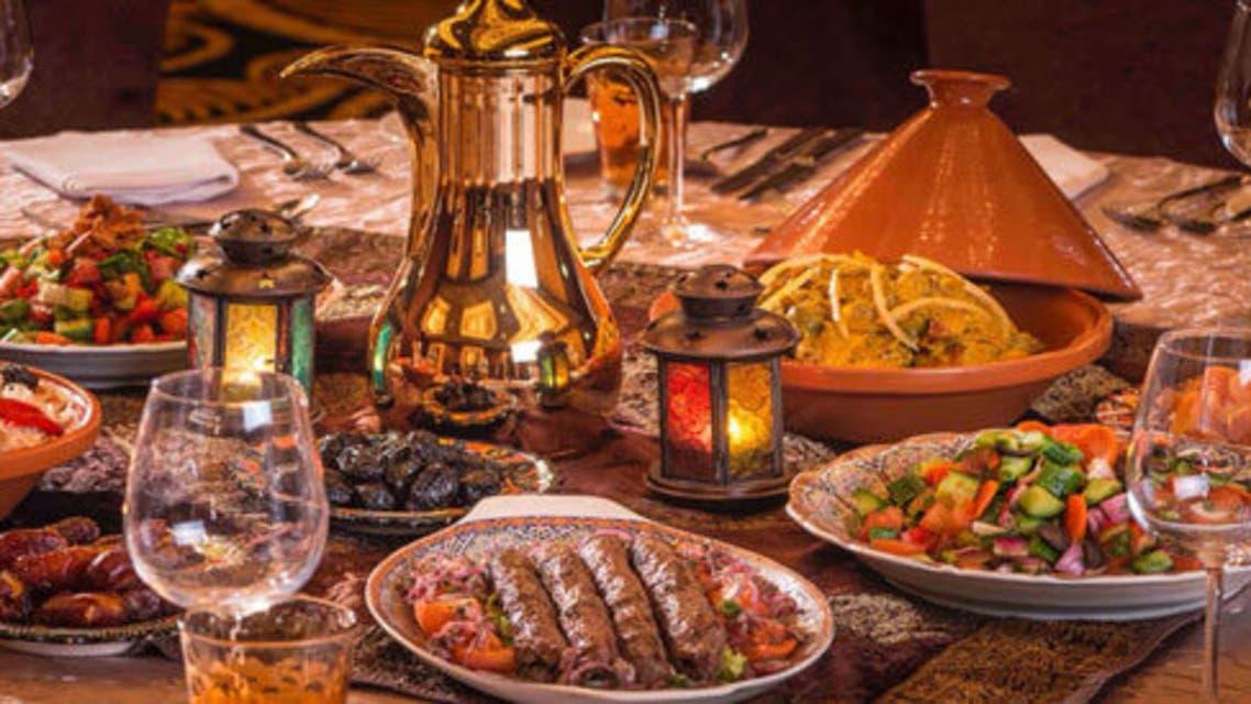 إفطار صحي في رمضان
