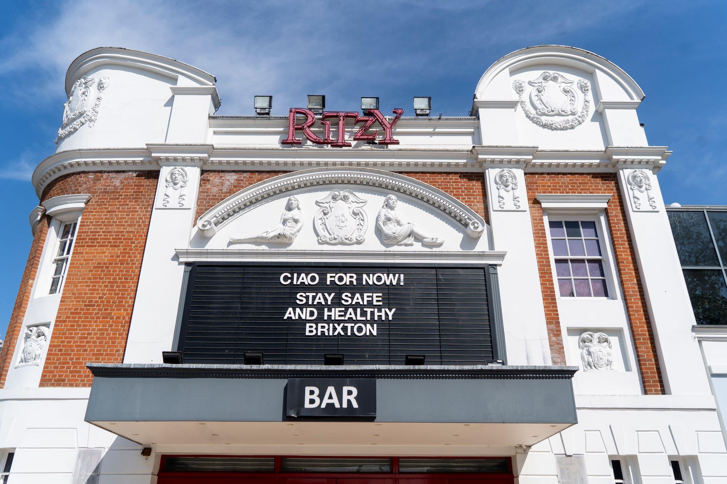 سينما في لندن - فرانس برس