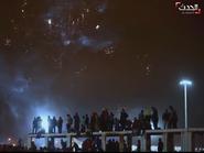 """احتفالات في بنغازي رداً على طلب حفتر """"تفويضا شعبيا"""""""