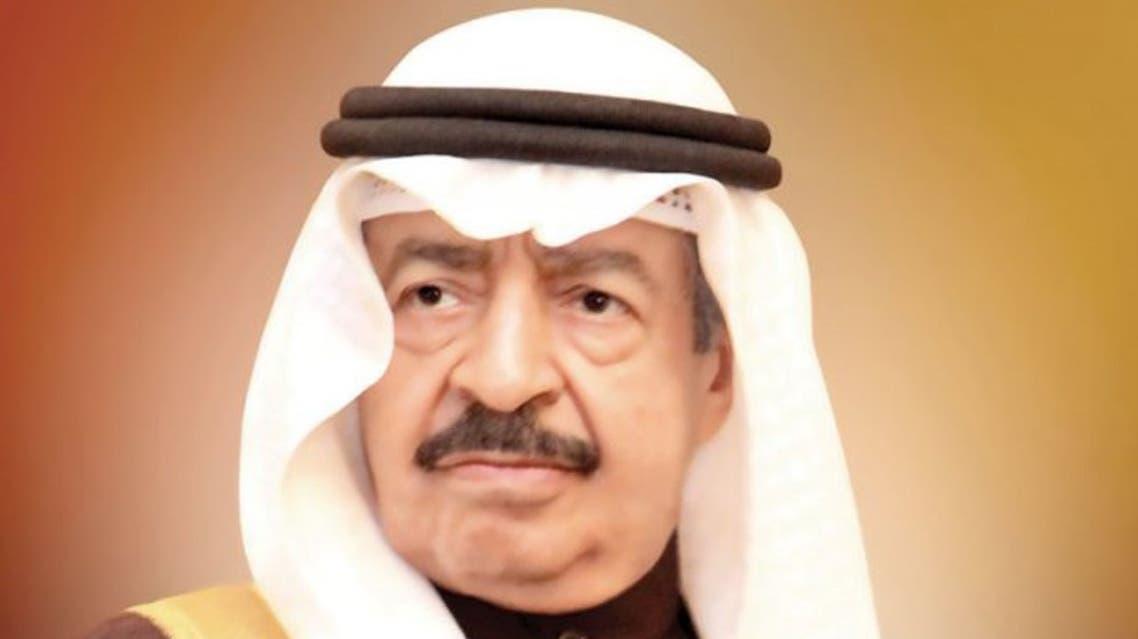 Bahrain's Prime Minister Prince Khalifa bin Salman Al Khalifa (BNA, Twitter)