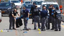 Palestinian stabs Israeli woman, attacker shot and wounded by a bystander: Police
