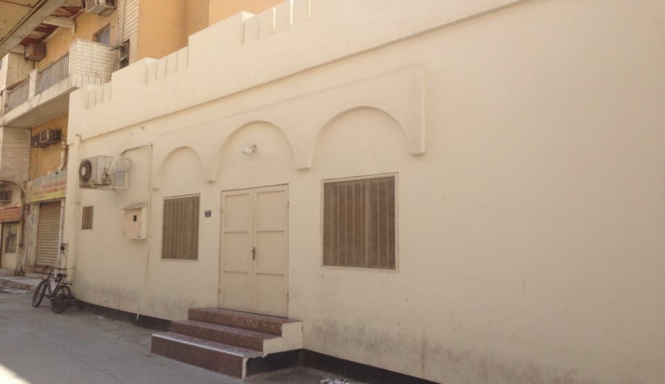The local Synagogue near Bab al-Bahrain was established in the 1930's and funded at the very start by a Jewish French pearl-trader who decided to ensure that a place of worship be available for the community. (Supplied)