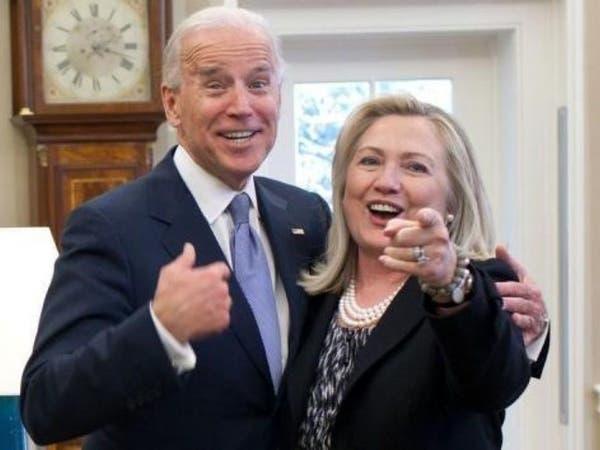 هيلاري كلينتون تدعم جو بايدن للرئاسة الأميركية
