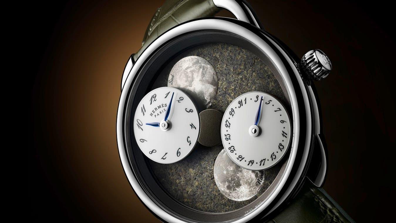 ساعة آرسو لور دو لا لون من هيرميس