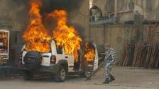 لبنان يغلي.. الاحتجاجات تمتد إلى صيدا
