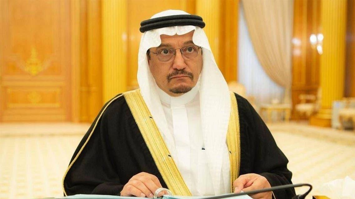 وزير التعليم السعودي حمد آل الشيخ