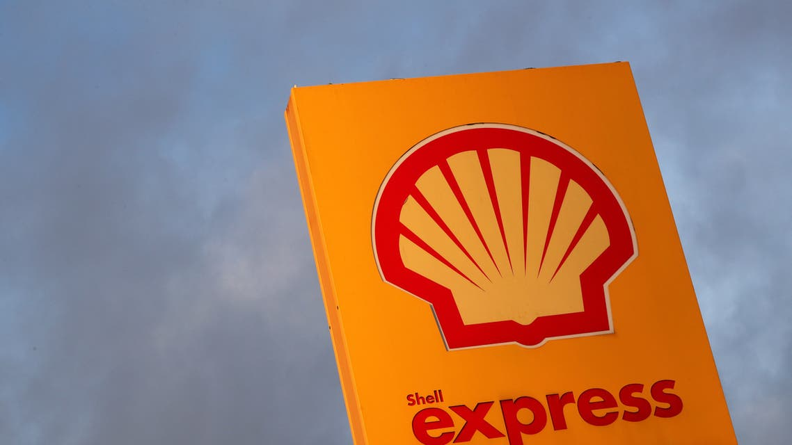 The logo of Royal Dutch Shell is seen at a petrol station in Sint-Pieters-Leeuw, Belgium. (File Photo: Reuters)