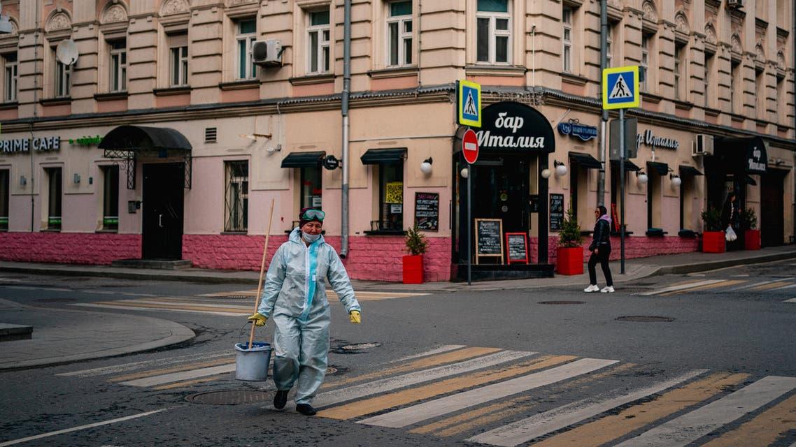 من موسكو(أرشيفية- فرانس برس))