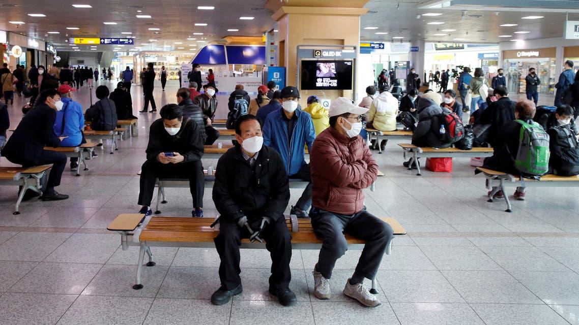 من كوريا الجنوبية (أرشيفية- رويترز)