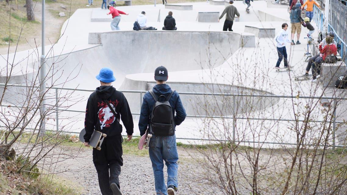 متنزهات السويد