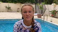 Coronavirus: 12-year-old swims 7,700 laps in Dubai pool to raise money for MSF