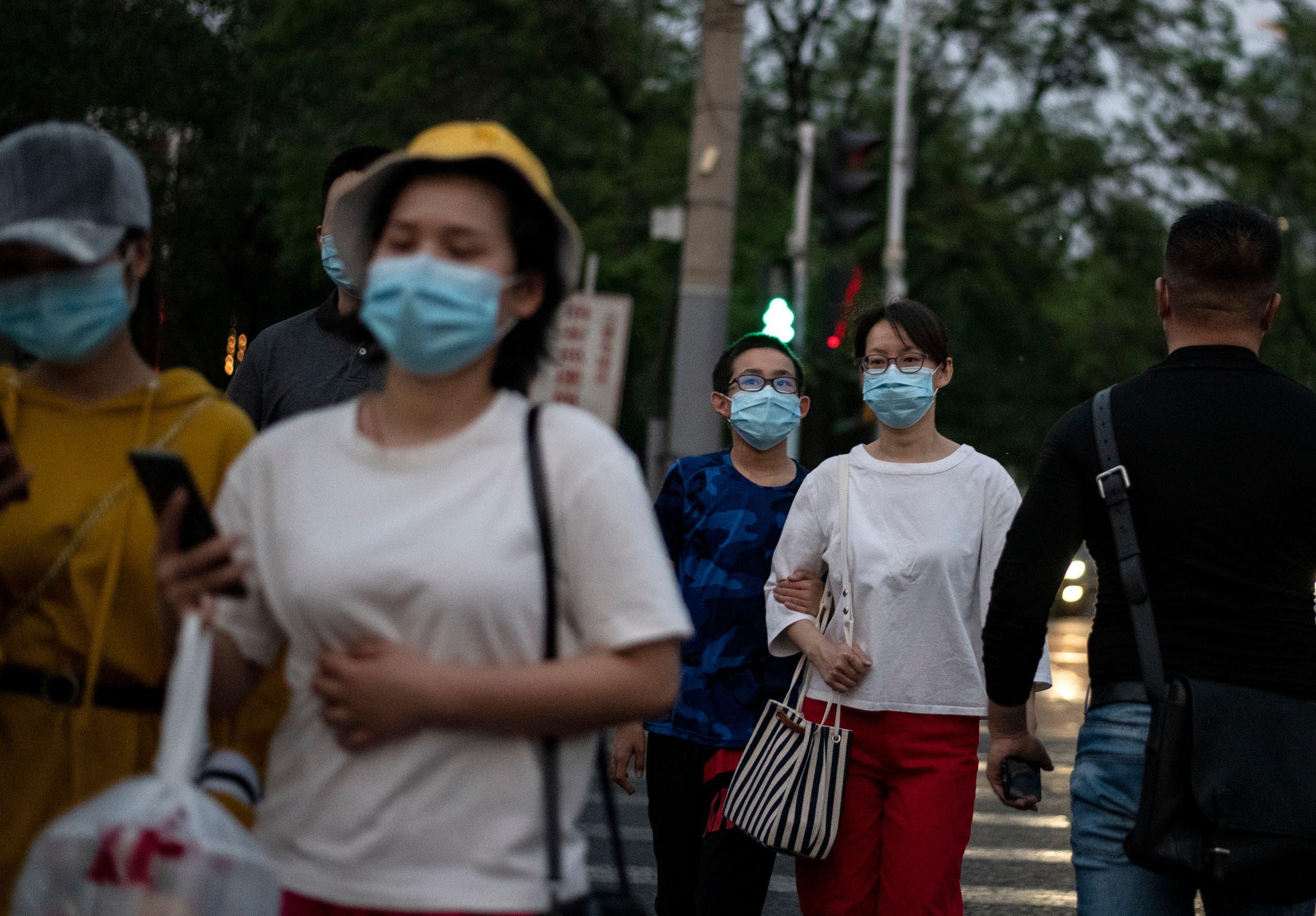 من بكين يوم 1 مايو